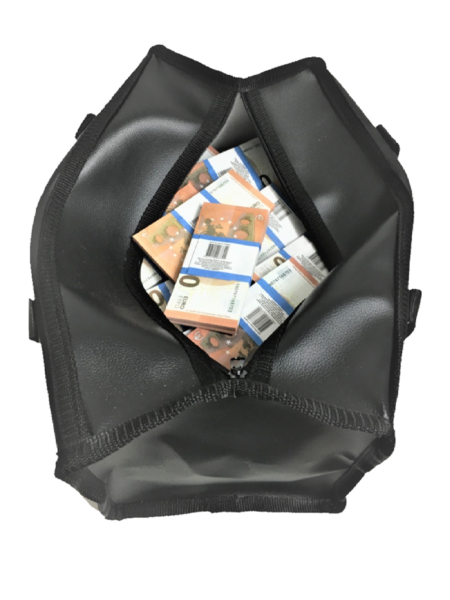 Bag of cash 10 Euro