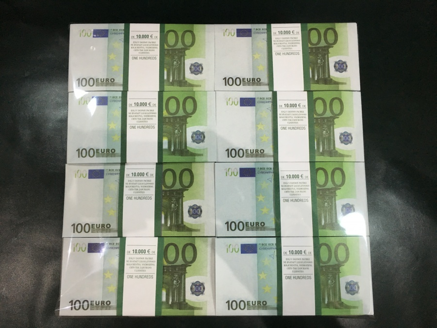 500 prop money packs of 100 euro
