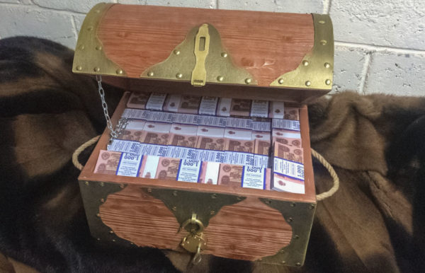 buy 10 USSR rubles Prop Money Pirate Chest