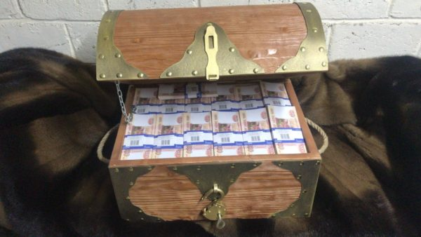 buy 5000 Russian rubles Prop Money Pirate Chest